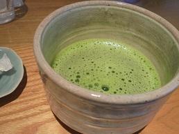 ブログ14抹茶
