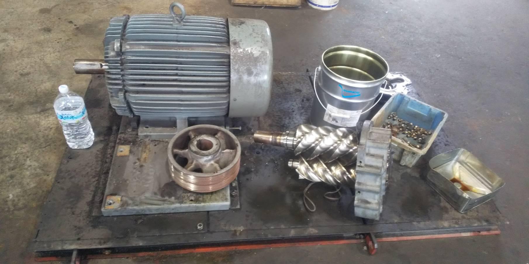 55KWモーター