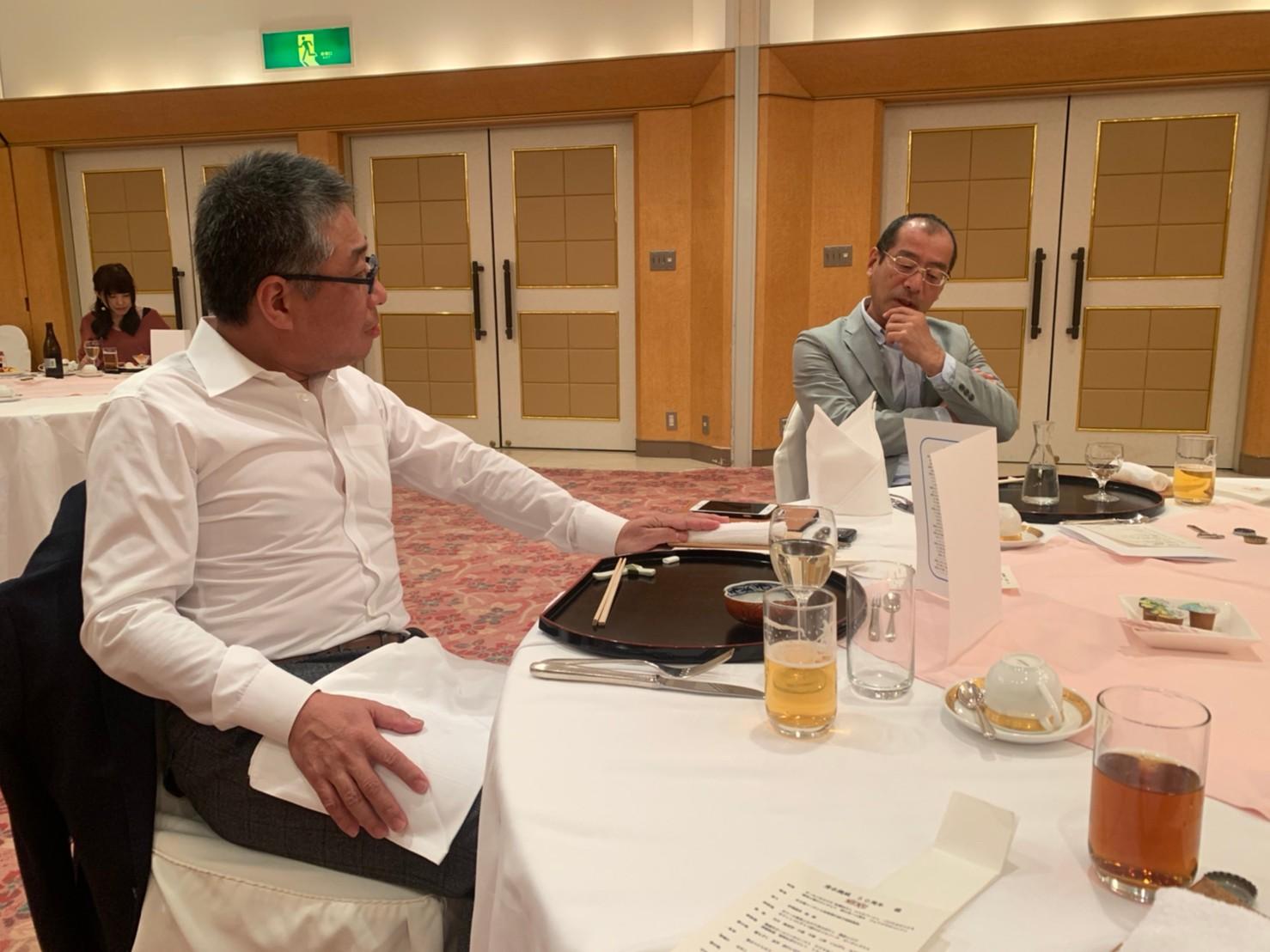 50周年記念食事会4