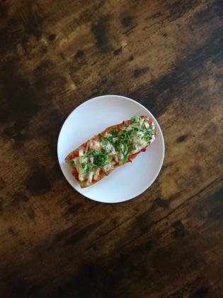 20201111葱塩シーフードピザフランス