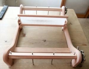 アシュフォード織り機
