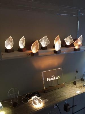 ランプ展示販売