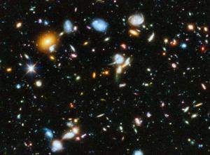 始原の銀河団