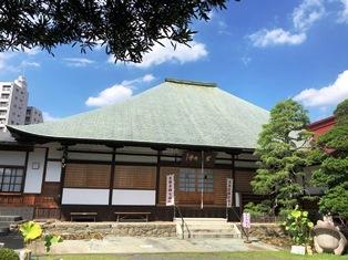 宗建寺(青梅市千ケ瀬町)