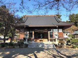 本光寺(佐野市栃本町)