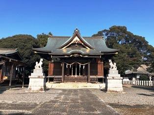 一瓶塚稲荷神社(田沼稲荷神社)