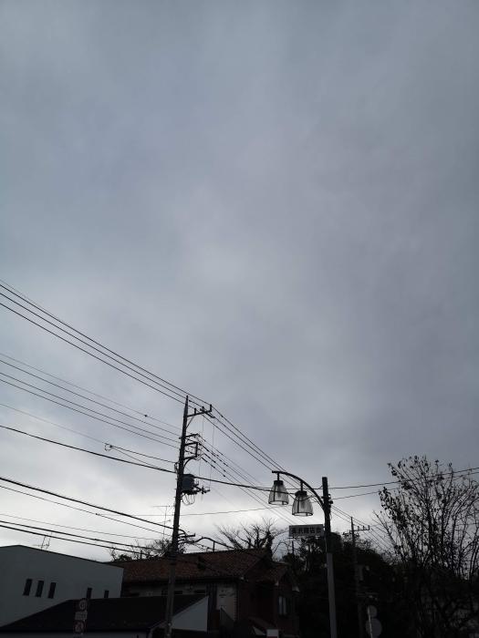 午前のお空