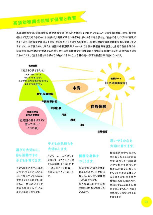 高須幼稚園募集要項4