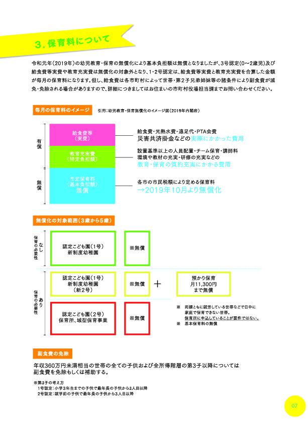 高須幼稚園募集要項8