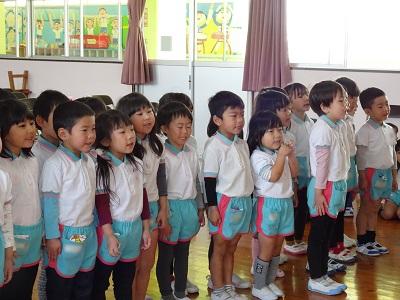 令和元年卒園児とお別れDSC01810