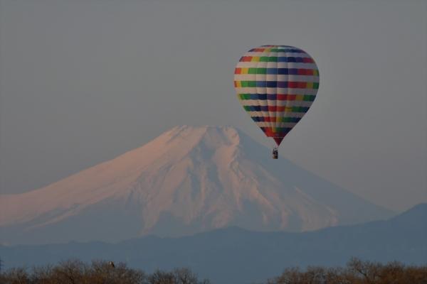 富士山20210225