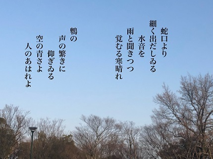 寒晴れ6 - コピー