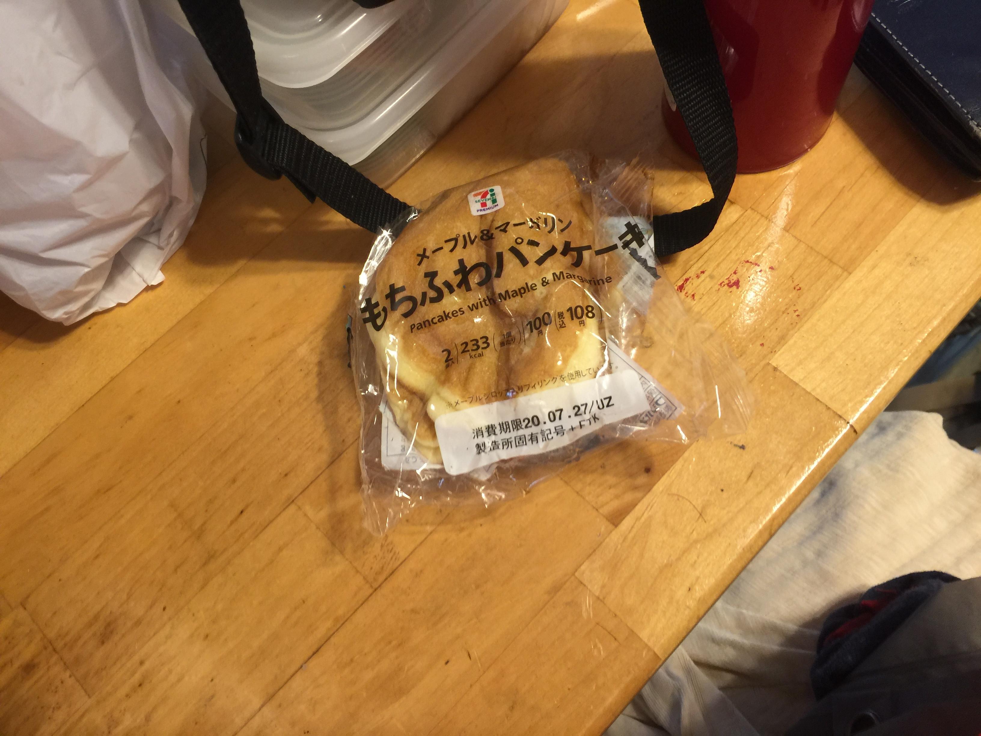 もちふわパンケーキ