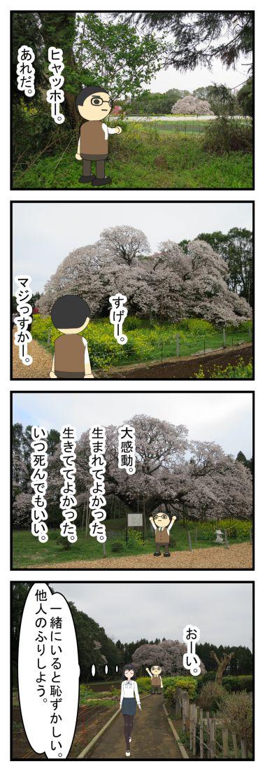 吉高の大桜(よしたかのおおさくら)