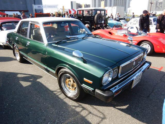 1979年式コロナ・マークⅡ2019