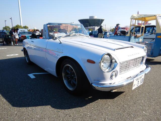 1965年式ダットサン・フェアレディ2019-1
