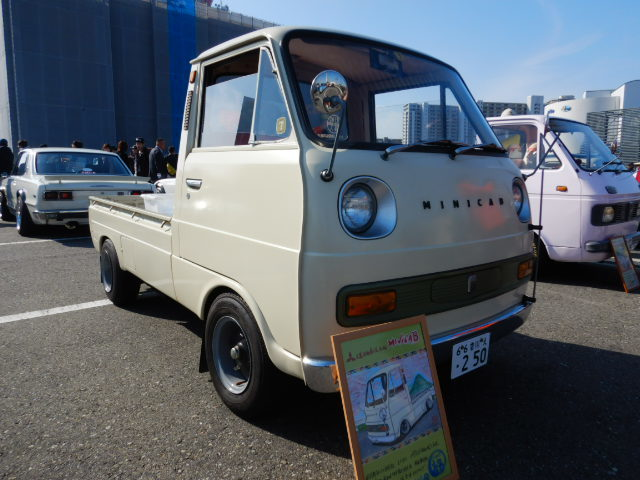 初代三菱・ミニキャブ2019-1