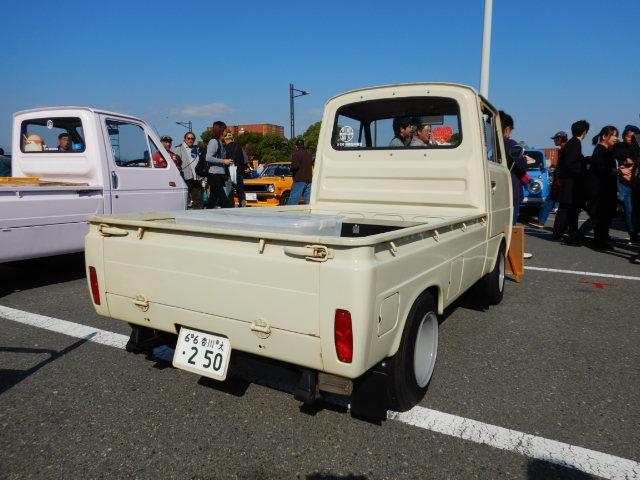 初代三菱・ミニキャブ2019-2