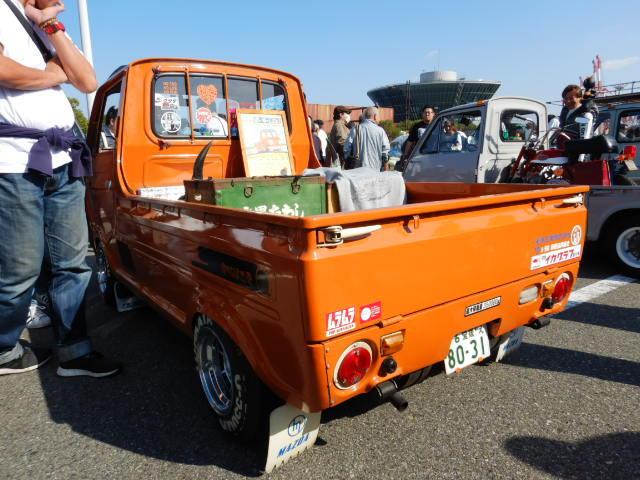 1975年式マツダ・ポーターキャブ2019-3