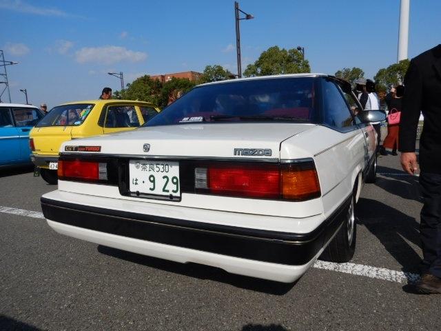 1985年式マツダ・コスモ2019-2