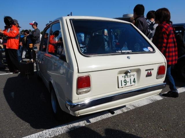 1970年式三菱ミニカ702019-2