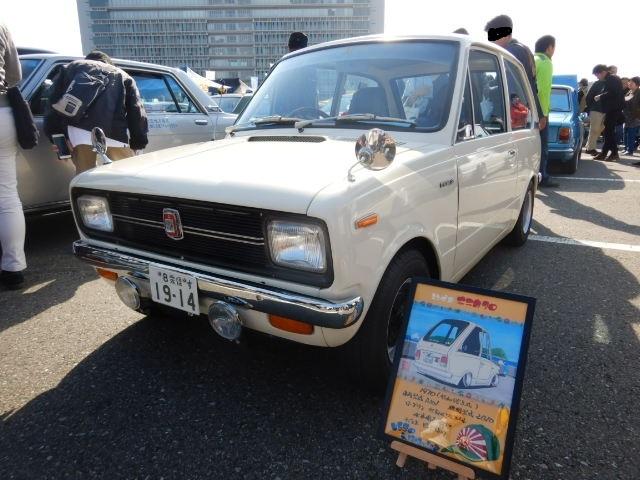 1970年式三菱ミニカ702019-1