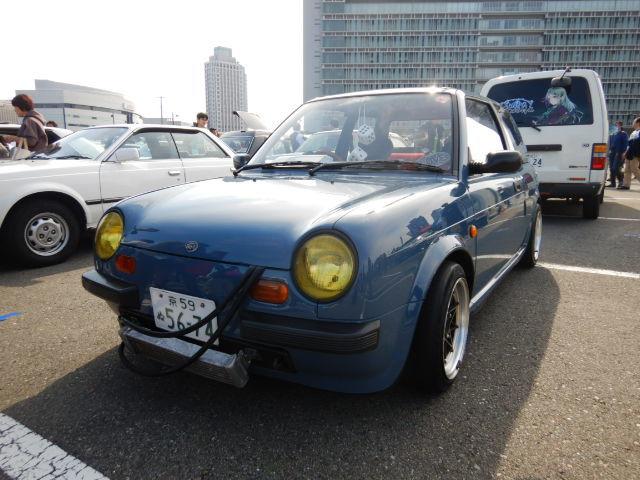 1987年式日産Be-12019-1