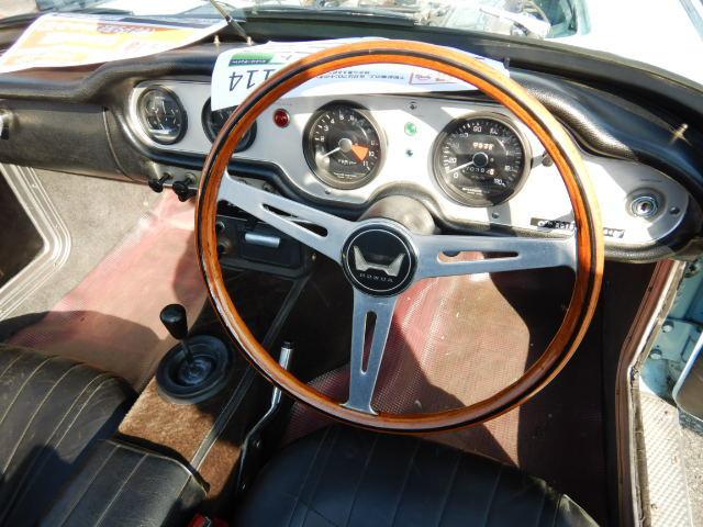 1964年式ホンダS6002019-4
