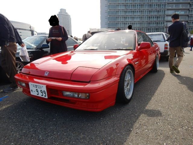 1991年式ホンダ・プレリュード2019