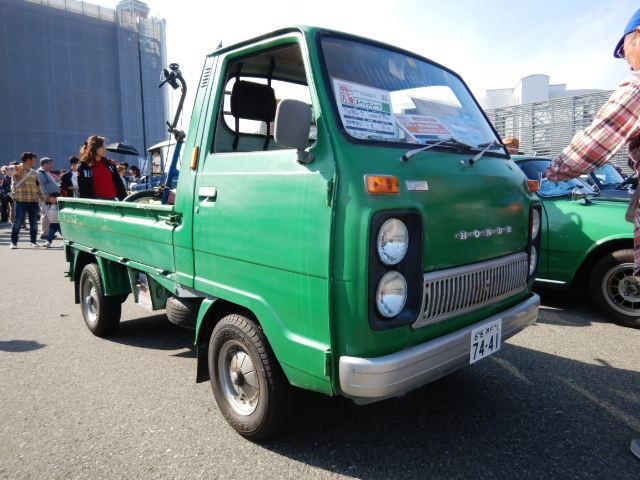 1974年式ホンダ・TN360ーV2019