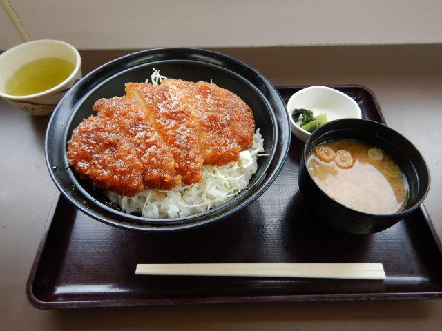 ソースかつ丼201907