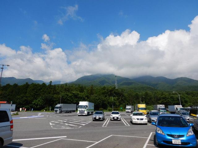 駒ヶ岳SA201907