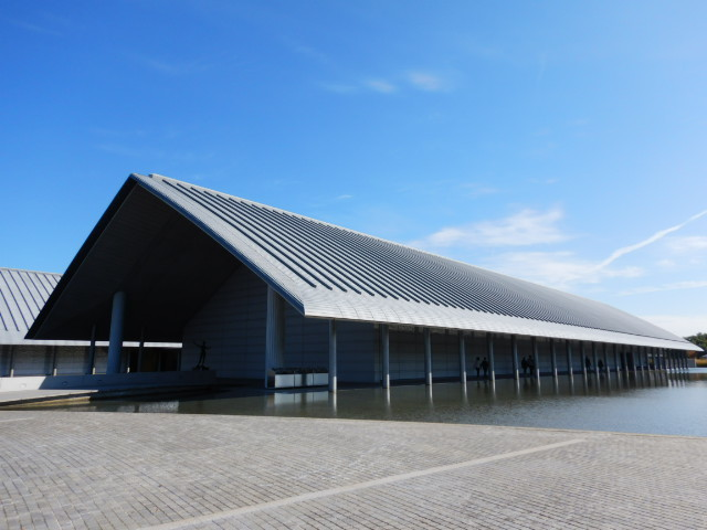 佐川美術館202010-2