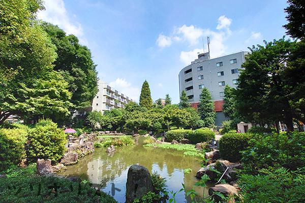 新井薬師公園049