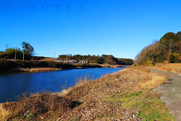 印旛捷水路007