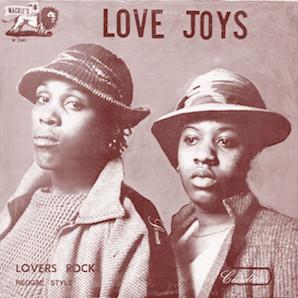 LOVE JOYS「LOVERS ROCK REGGAE STYLE」