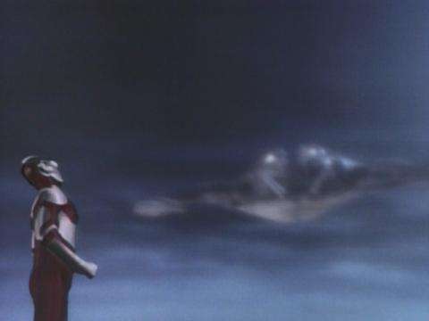 『ウルトラマングレート』 第11話 「第47格納庫」(原題:The survivalists)