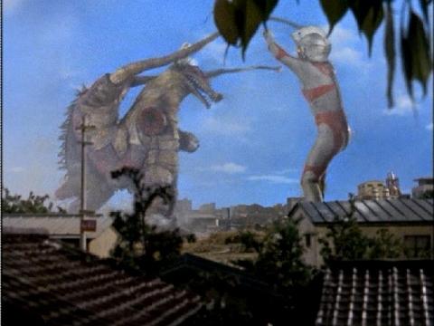 『ウルトラマンA』 第6話 「変身超獣の謎を追え!」