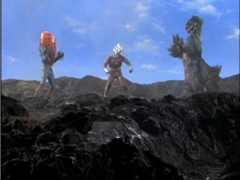 『ウルトラマンA』 第8話 「太陽の命・エースの命」