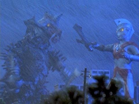 『ウルトラマンA』 第13話 「死刑! ウルトラ5兄弟」