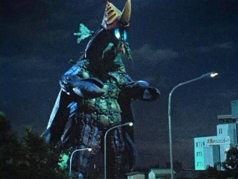 大蛍超獣 ホタルンガ