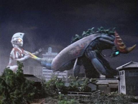 『ウルトラマンA』 第17話 「怪談 ほたるヶ原の鬼女」
