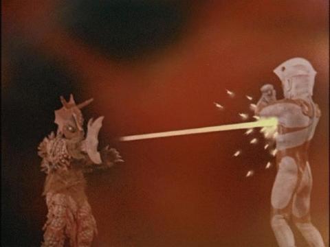 『ウルトラマンA』 第23話 「逆転! ゾフィ只今参上」