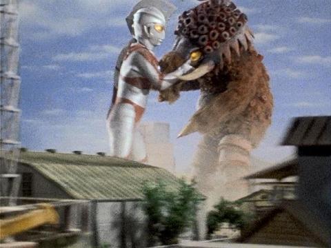 『ウルトラマンA』 第31話 「セブンからエースの手に」