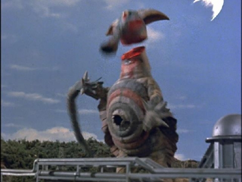 『ウルトラマンA』 第33話 「あの気球船を撃て!」