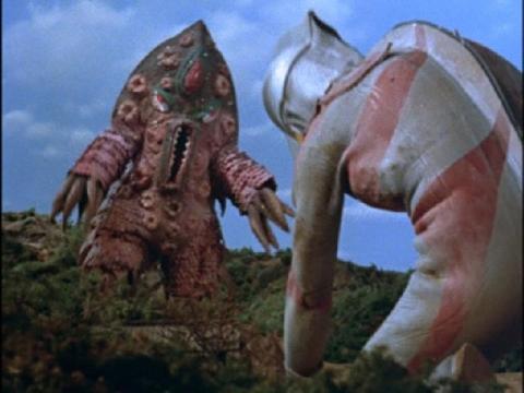 『ウルトラマンA』 第34話 「海の虹に超獣が躍る」