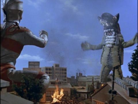 『ウルトラマンA』 第36話 「この超獣10,000ホーン?」