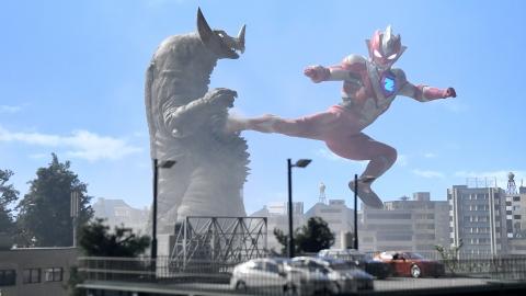 『ウルトラマンZ』 第3話 「生中継!怪獣輸送大作戦」