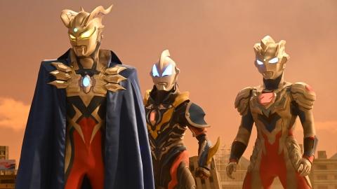 『ウルトラマンZ』 第7話 「陛下のメダル」