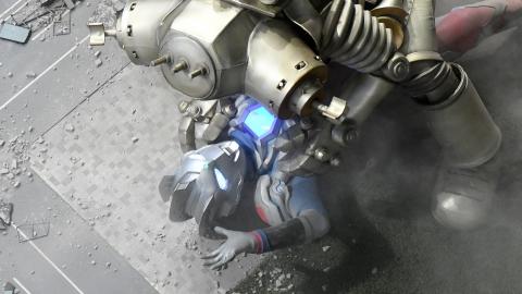 『ウルトラマンZ』 第9話 「未確認物質護送指令」